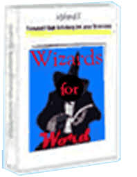 Wizards for Word Writing Software