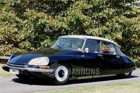 vintage citroen ds sold citroen d super 5 sedan auctions lot 6 shannons
