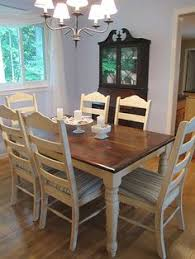 dining room sets white dining table chair redo very cute ideas all over her blog
