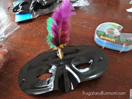 make your own mardi gras mask make your own mardi gras mask and easy diy craft for the kids