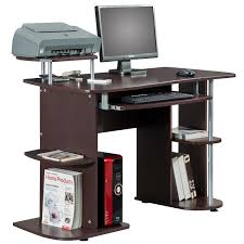Computer Desk Workstation Deluxe All In One Computer Desk Workstation Free Shipping Today