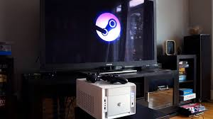 why living room pc gaming is awesome youtube fiona andersen