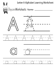 kindergarten alphabet worksheets printable activity shelter