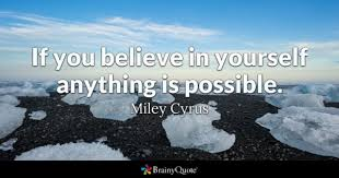 believe in yourself quotes brainyquote