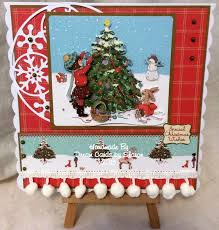 Paper Craft Christmas Cards - 93 best christmas with belle u0026 boo images on pinterest belle and