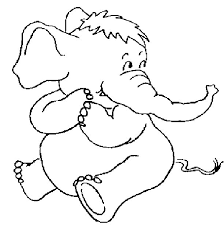 coloring elephant coloring pages 7 kats