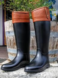 dirty riding boots dirty laundry raffie black rain boot trendsetter boutique
