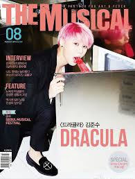 Stores That Sell Photo Albums 9 Best Junsu The Musical Magazine August Issue U002714 2014 Images