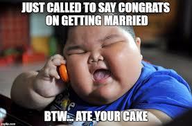 Funny Congratulations Meme - wedding congratulations imgflip