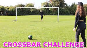 Challenge Comedyshortsgamer Crossbar Challenge With My