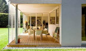 indoor outdoor rooms this living room transforms seamlessly from