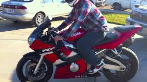 2001 yamaha yzf r6 youtube