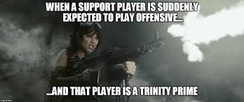 Trinity Meme - just trinity prime things imgflip