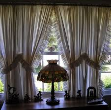 Images About Curtains  Home Decor On Pinterest Bay Window - Home decor curtain