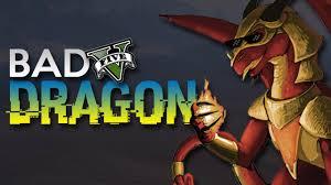 Bad Dragon Gta 5 Mod Naga Edan Momen Lucu Gta Youtube