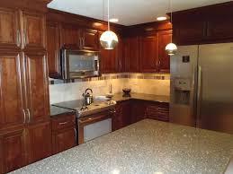 Quartz Kitchen Countertops Reviews Minera Cambria Quartz Installed Design Photos And Reviews