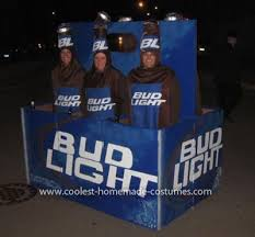 bud light vendor costume 23 best spooktacular images on pinterest halloween ideas