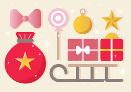 free christmas ornament vector greeting card download free