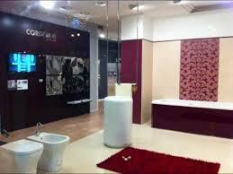 esposizione piastrelle nuova sala mostra cicala ceramiche e arredo bagno