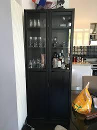 ikea hemnes glass door cabinet black glass door cabinet images glass door design