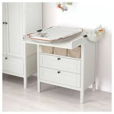Ikea Changing Table Pad Sundvik Changing Table Chest Of Drawers White Babies Nursery