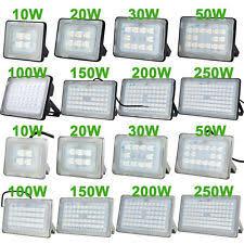 led flood light 100w ebay