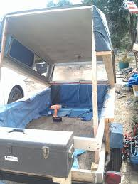 How To Make A Trailer Awning Diy Tent Trailer Awning Diydry Co