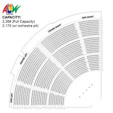 Seat Map Seat Map Aliw Theater