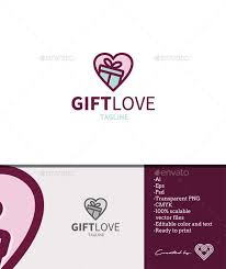 gifts logo vector 15 best gift logo vector images on gift logo happy