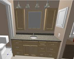 bathroom killer bathroom decoration with single wood bathroom