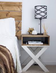 nightstand ideas 14 easy and cheap diy nightstand ideas for your bedroom
