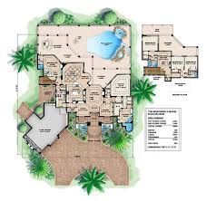 Luxury Homes Plans Floor Plans 1073 Best Luxury Villas Images On Pinterest Dream Houses