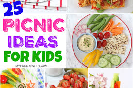 25 of the best picnic food ideas for kids my fussy eater