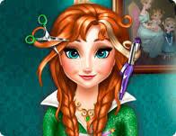 anna frozen dress games