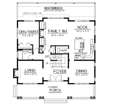 floor plans for craftsman style homes joyous house floor plans craftsman 7 style home 17 best on modern