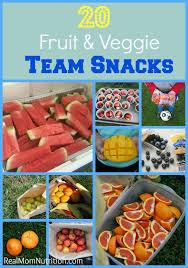 20 healthy team snacks for kids team snacks snacks ideas and