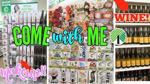 come with me to dollar tree makeup mother load fall decor finds