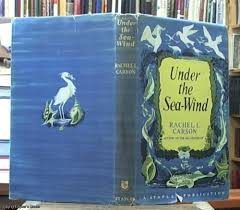 under the sea wind by rachel carson abebooks