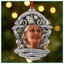 from heaven photo ornament