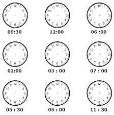 13 best telling time images on pinterest clock