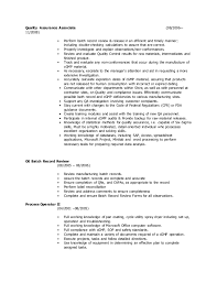 Resume Reviewer Nital Resume Qa Batch Record Review 2014