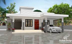 Square Feet To Square Meter 1152 Sq Ft Beautiful Home U2013 Kerala Home Design