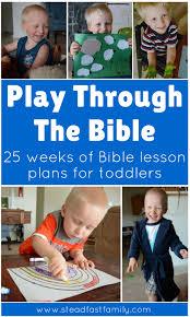 play through the bible toddler bible and activities