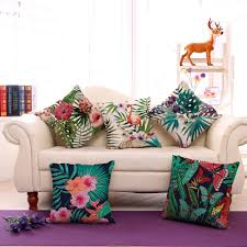 decorative sofa pillows tropical throw pillows for couch roselawnlutheran