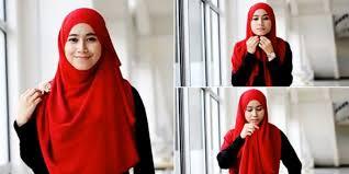 tutorial hijab pashmina kaos yang simple tutorial hijab pashmina kaos simple til anggun dalam berbagai