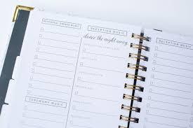 wedding planning notebook happily hitched wedding planner startplanner
