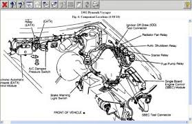 1992 plymouth voyager fuel pump wiring diagrams electrical