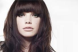 front fringe hairstyles 5 fringe hairstyles for big foreheads style presso