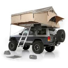 11 rooftent roof rack overhead jeep wrangler cherokee grand
