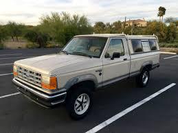 1989 ford ranger xlt 4x4 1989 ford ranger xlt v6 4x4 with 33k original for sale
